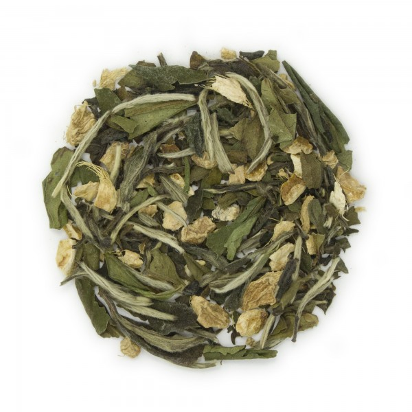 Lemon Lime Twist White Tea