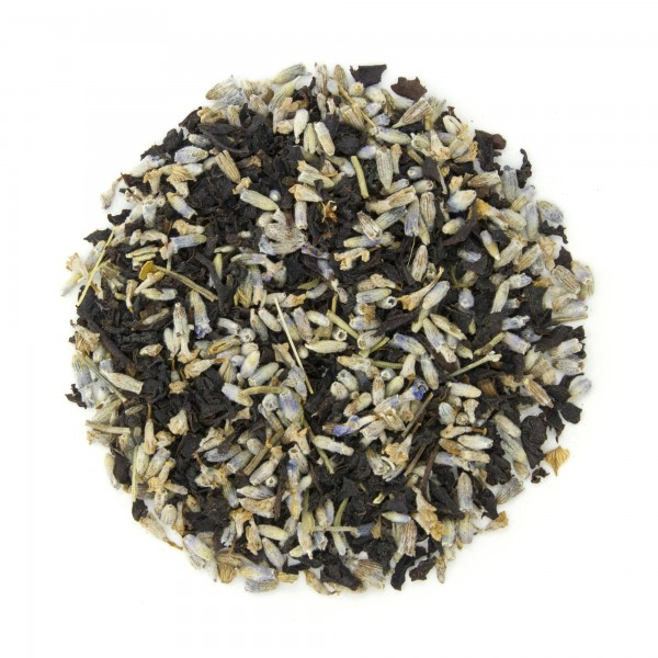 Lemon Lavender Organic Black Tea