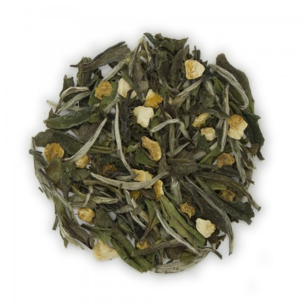 Honeybell Orange Blossom Organic White Tea