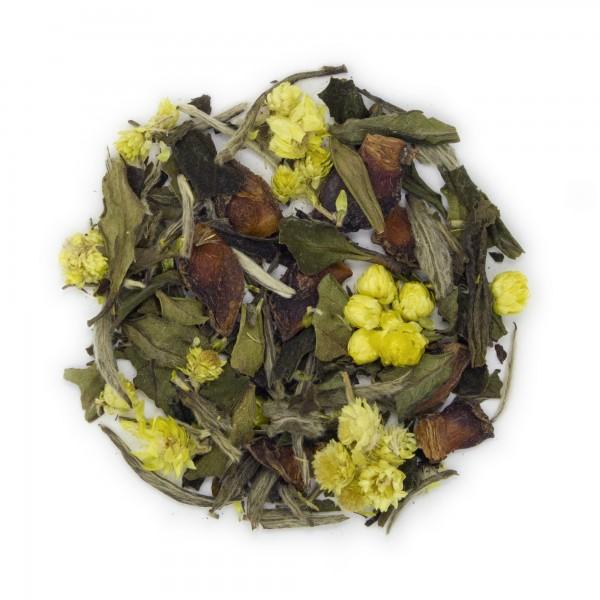 Pear Spice Organic White Tea