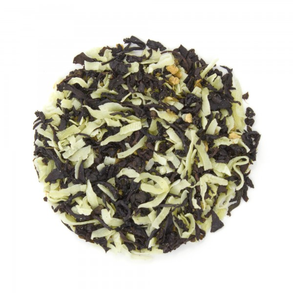 Key Lime Coconut Black Tea
