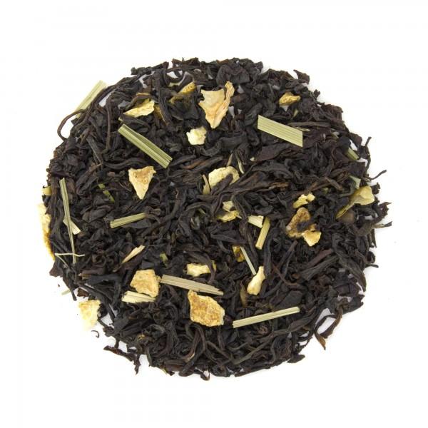 Meyer Lemon Organic Black Tea