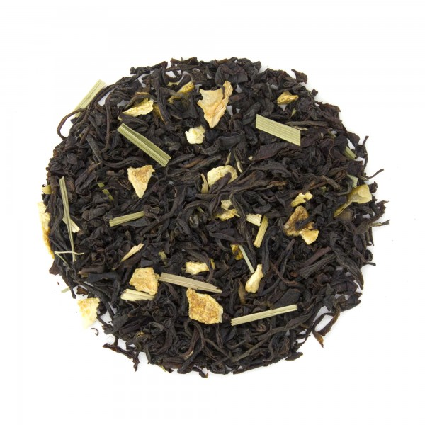 Meyer Lemon Organic Black Tea