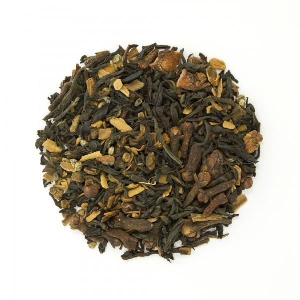Orange Spice Organic Black Tea