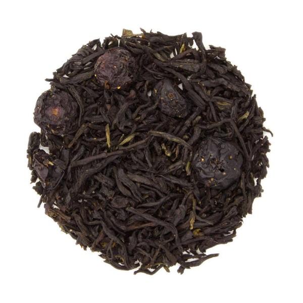 Blue Berry Black Tea