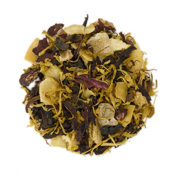 Caribbean Dream Herbal Blend Dry Leaf