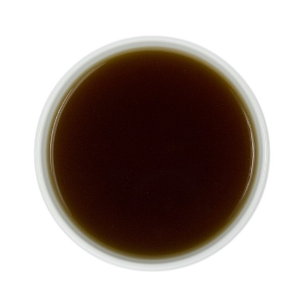 Citrus Burst Pu'erh Tea Liquor