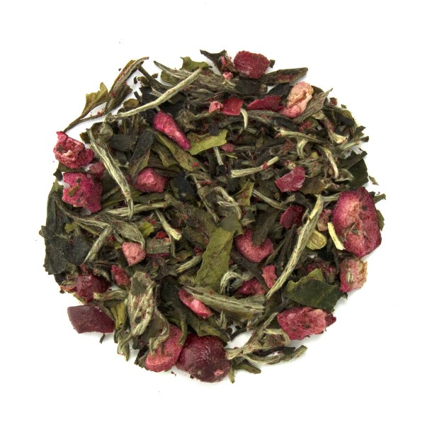 Cosmopolitan Loose Leaf White Tea Dry Leaf