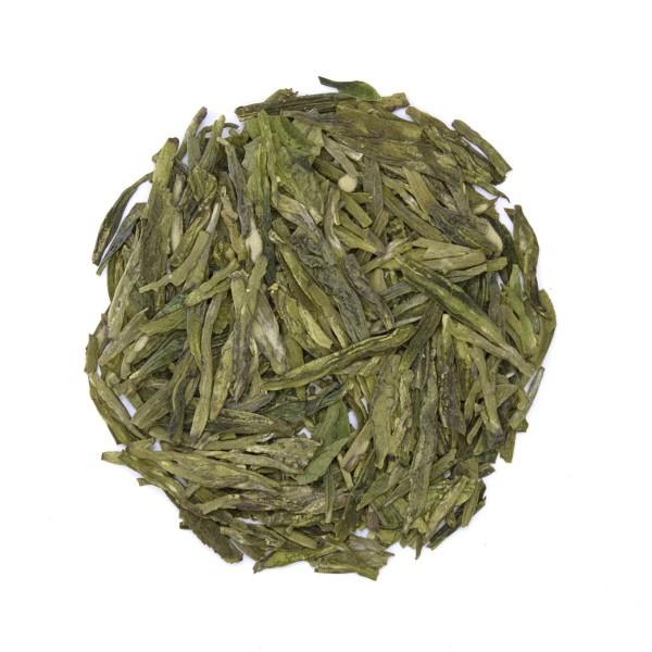 Dragon Well, Pre-Qing Ming, Green Tea Dry Leaf