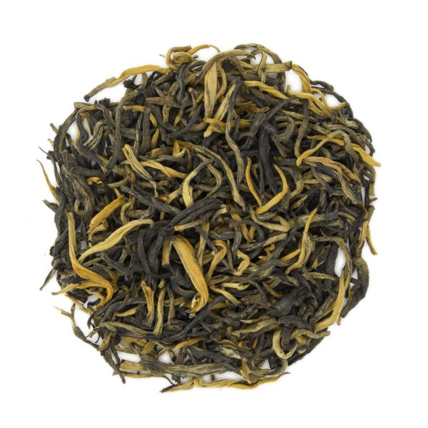 Golden Monkey Superior Black Tea Dry Leaf