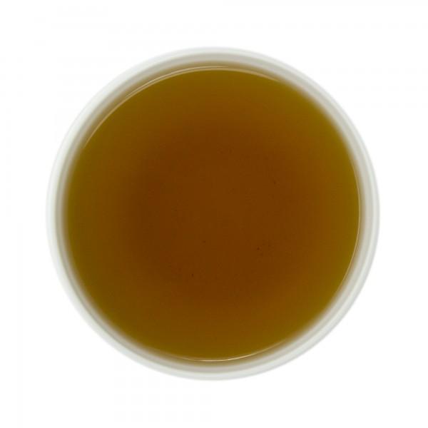 Rosy Earl Grey Organic Black Tea Infusion