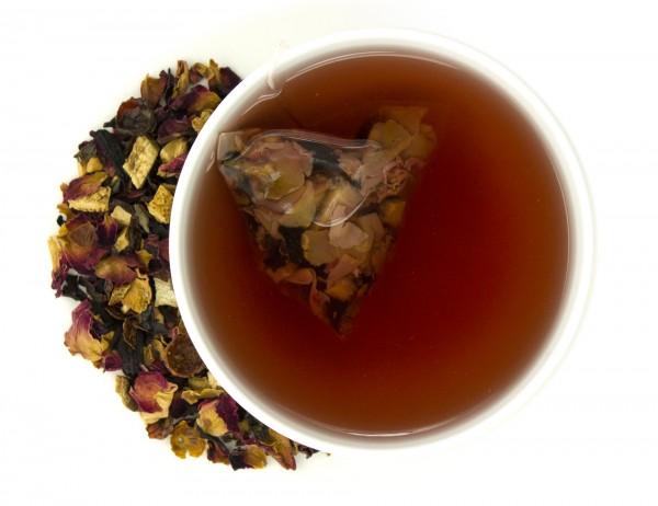 Raspberry Rose Petal Herbal Blend Sache