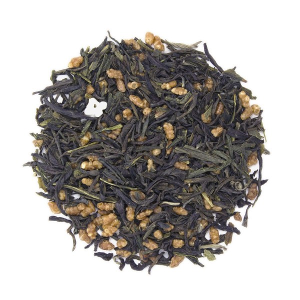Jasi Gen Mai Cha Green Tea Dry Leaf