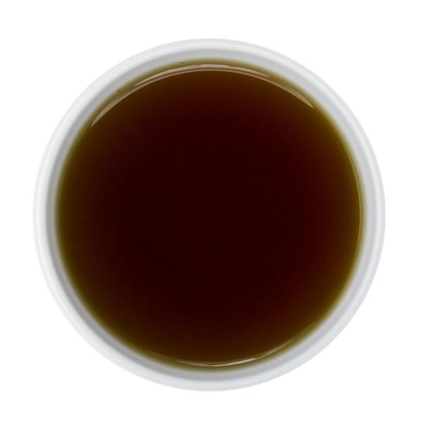 Old Fashioned Loose Leaf Black Tea Infusion