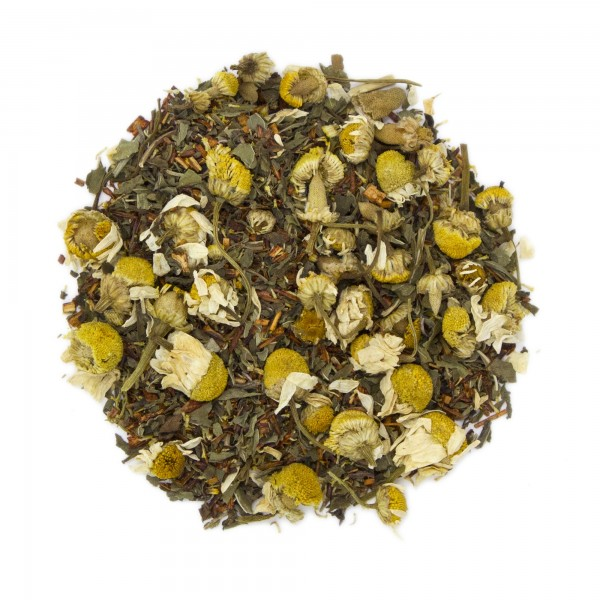 Pink Ribbon Peppermint Organic Rooibos Tea Dry Leaf