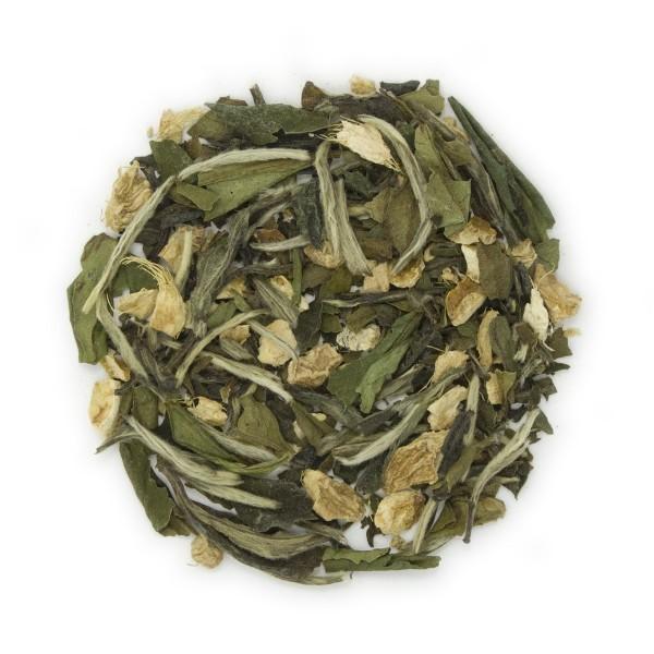 Sweet_Orange_Organic_White_Tea_Dry_Leaf | Teas_Etc