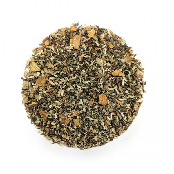 Turmeric Chai_Organic_Rooibos_Tea_Dry_Leaf - Teas_Etc