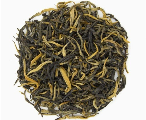 Golden Monkey Loose Leaf Black Tea Video
