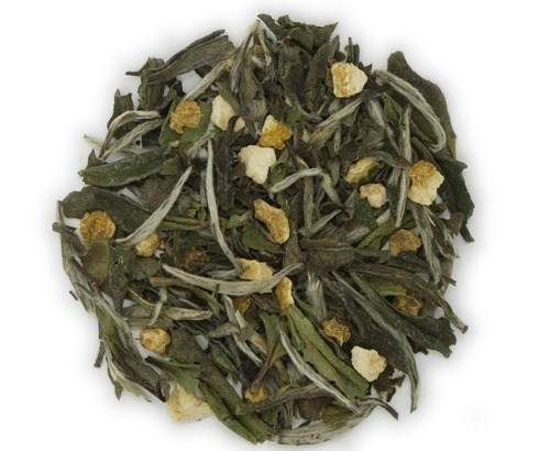 Honeybell Orange Blossom Organic White Tea Video from Teas Etc