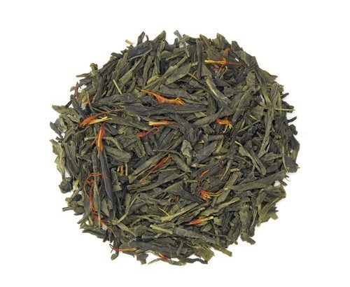 Mandarin Orange Green Tea Video from Teas Etc
