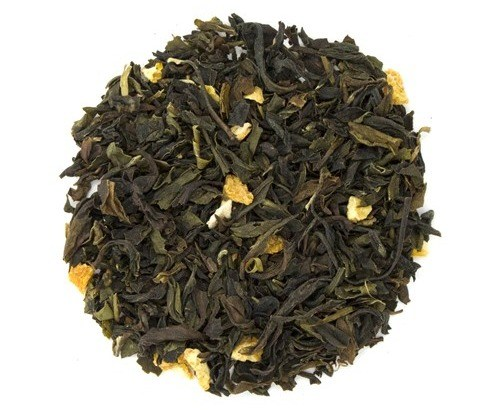 Orange Blossom Oolong Tea Video from Teas Etc