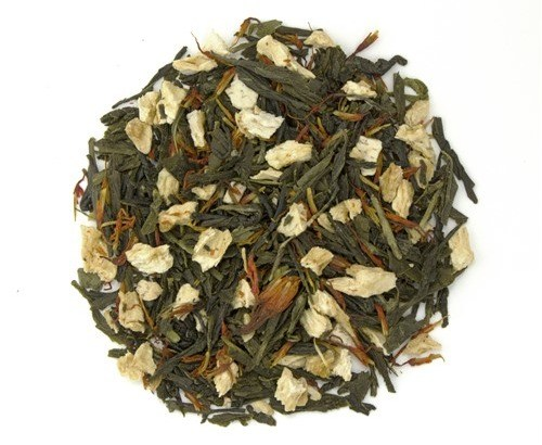 Tropical Mist Sencha Organic Green Tea Video from Teas Etc